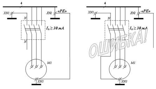 схема подключение электродвигателя - Схемы.