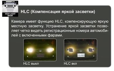 HLC – High Light Compensation (����������� ����� ��������)
